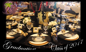 Spectacular Graduation Banquet - the Palms is a place for a party
