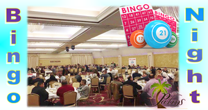 Bingo Nights at The Palms - a spectacular time with Friends
