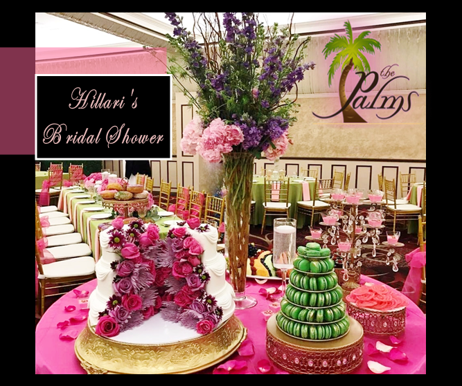 Have a Bridal Shower at The Palms