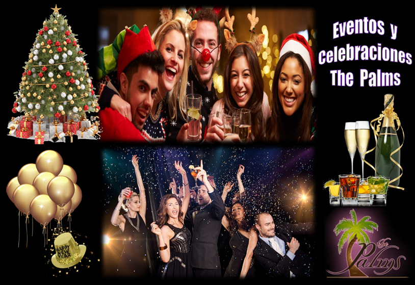 Party Venue to Celebrate Christmas and New Year