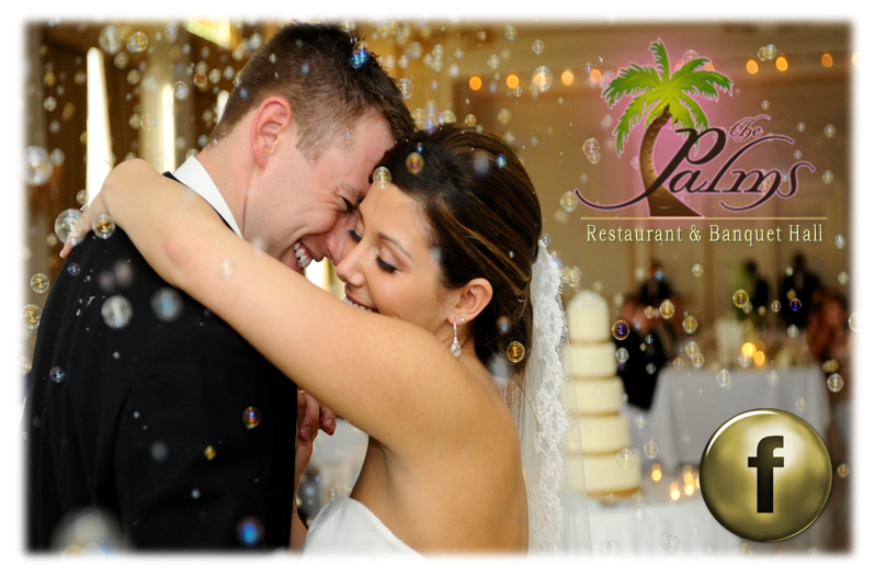 Celebrate your wedding at the banquet hall