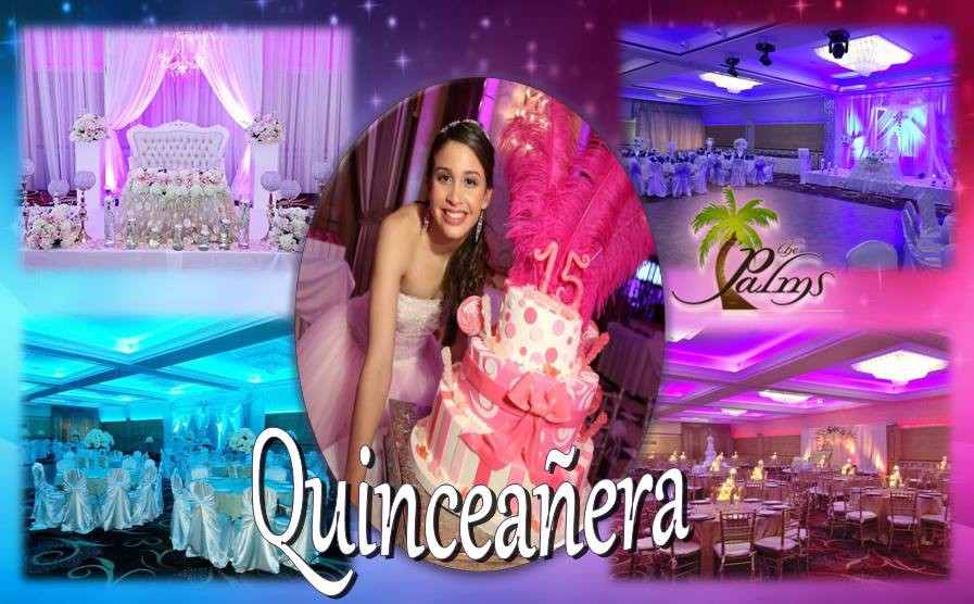 Are you planning your daughter's Quinceanera?<br />